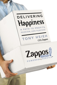 Delivering Happiness - A Path To Profits, Passion, and Purpose