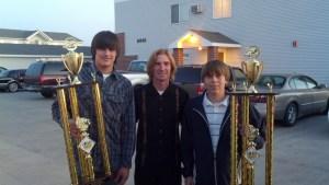Chase, Me & Joey