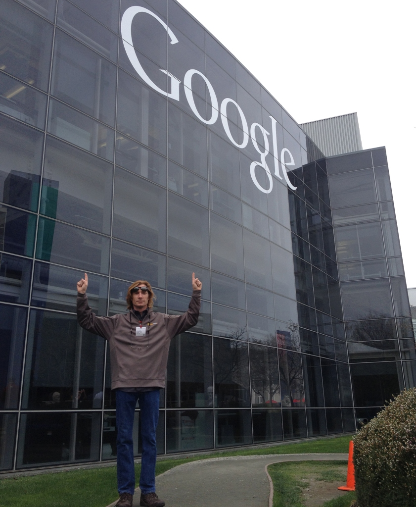 Scott at Google