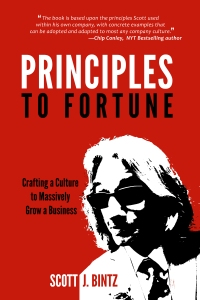 Principles to Fortune Front Cover