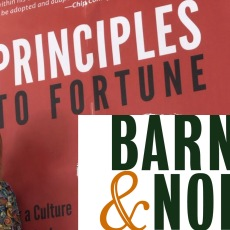 Principles To Fortune Author Book Signing