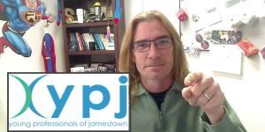 Scott Bintz Guest Speaker/ Young Professionals of Jamestown