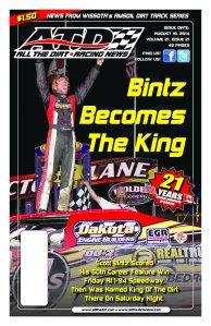 King of the Dirt - Scott Bintz