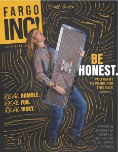 Fargo Inc Magazine - Scott Bintz