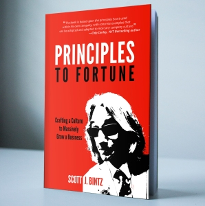 Principles to Fortune Book